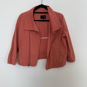 Hurley Cropped Jacket